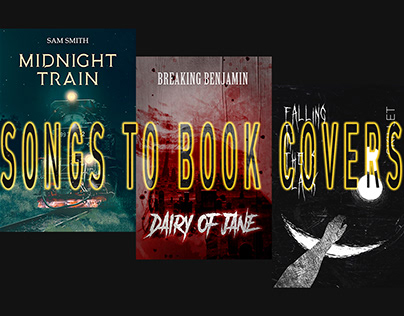 SONGS to BOOK COVERS