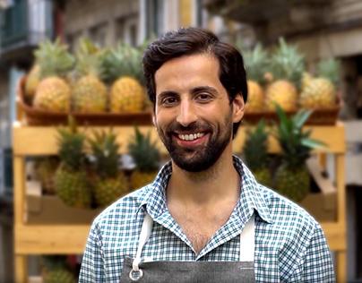 """Solero """"A Fruta mais fresca""""   Advertising"""