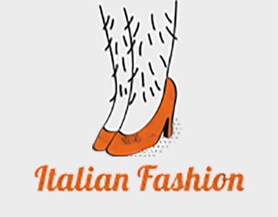 Italian Fashion // Spot Illustration