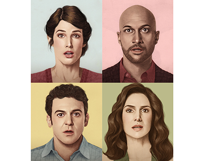 The Guardian #friendsfromcollege