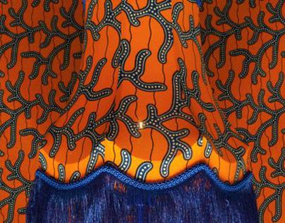 AFRICAN BOUDOIR