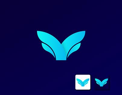 M + Apps icon Custom Logo Design । Abu Sayed