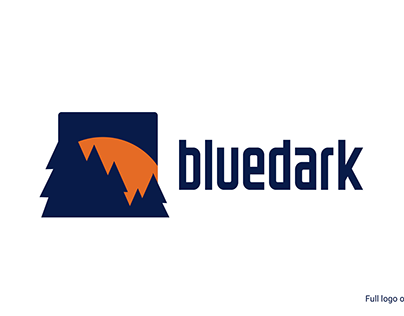 Blue Dark Logo