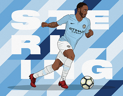 Premier League Illustrations