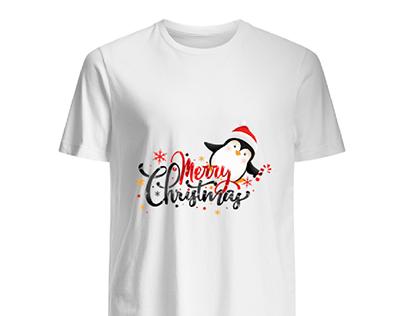 Merry Christmas T-shirt Design