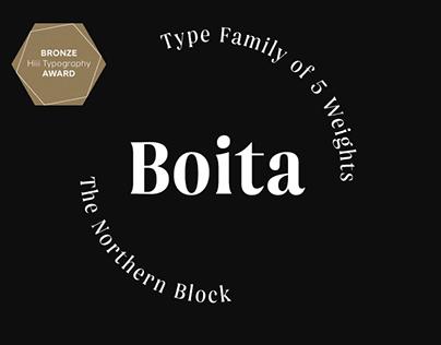 Boita - Type Family
