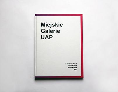 UAP catalog