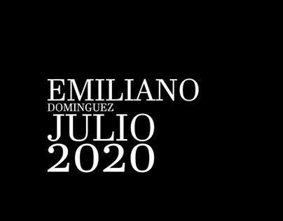 Reel Julio 2020