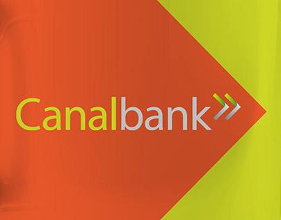 Estilo gráfico Canal Bank