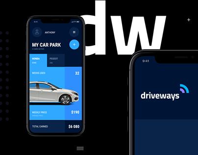 Driveways App