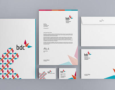 BDC (Business Development Company) - Visual Identity