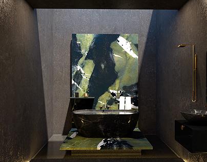 CGI - AVOCATUS BATHROOM