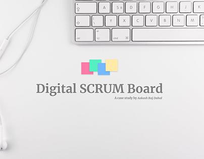 Digital SCRUM Board