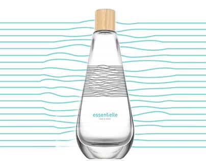 essentielle - water brand