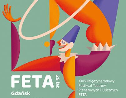 FETA poster