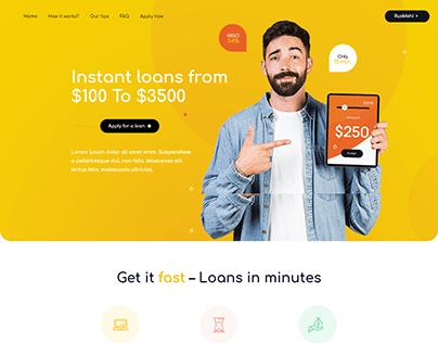 Loan - WordPress