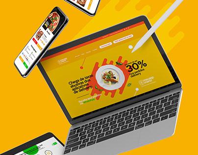 Meuapp Menu - App & Website
