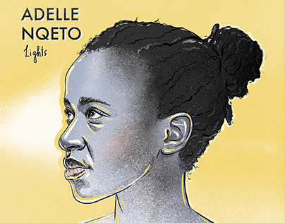 Adelle Nqeto Album Cover