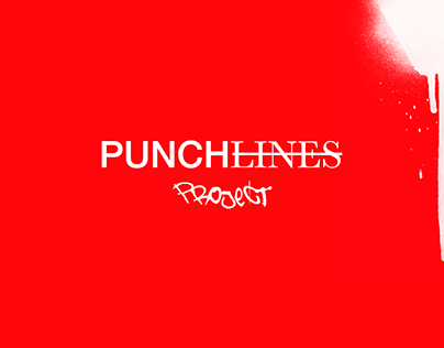 PUNCHLINES PROJECT ® ////// POSTERS