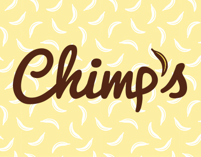 Chimp's - Identidade visual e loja virtual