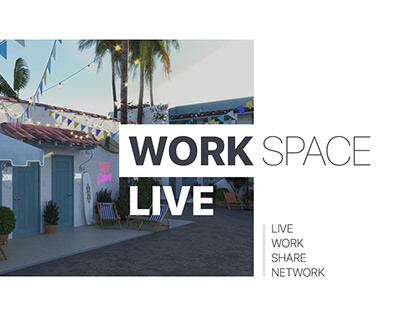 Los Angeles CoWorking center presentation