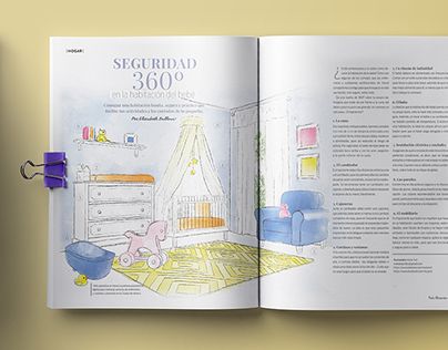 Magazine illustration 2016