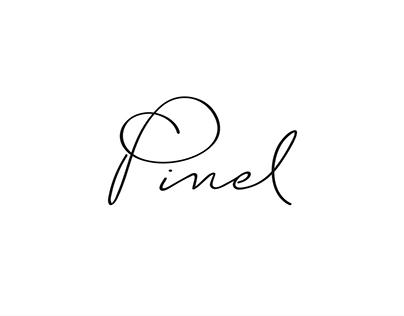 Pinel - naming e logo