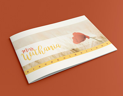 Miss Whitania - Brand Guidelines