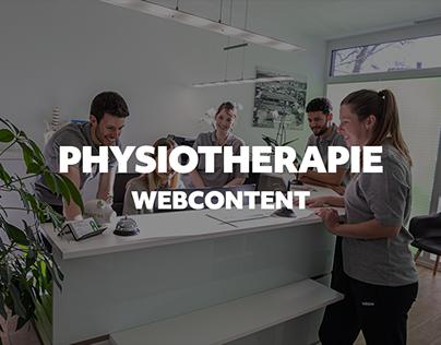 Physiotherapie Jan Kammerer Villingen - Webcontent