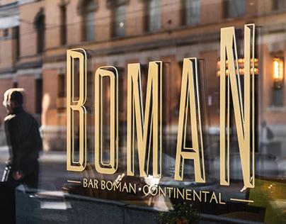 Bar Boman – Hotel Continental