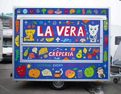 La Vera food truck
