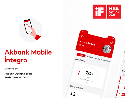 Akbank Mobile İntegro