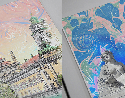 MUNICH ARTISTS PLAY CARDS PROJECT