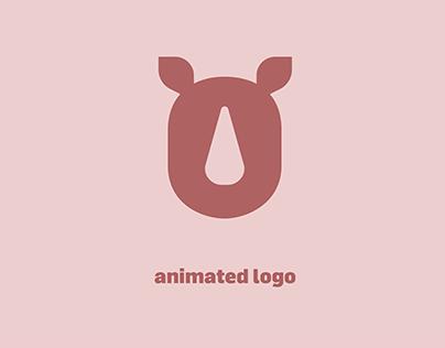 Rhino Animated Logo