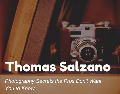 Photography Secrets the Pros Don't Want You to Know