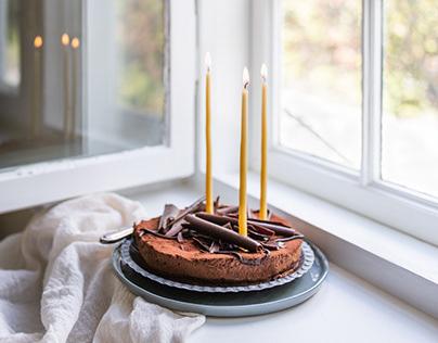 FOOD Chocolate cake