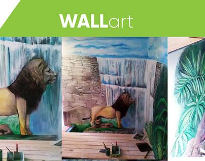 Jungle WALLart