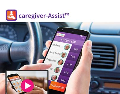 UX design - UserOnboarding - Caregiver-Assist