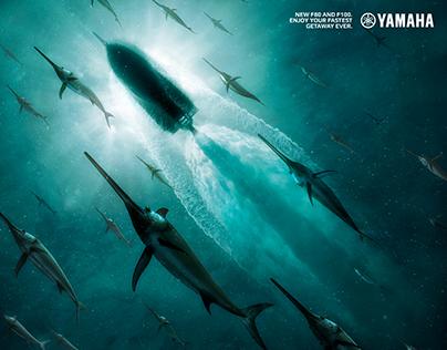 Print | Yamaha Marine | Marlin