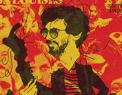 Luiz e os Louises - Record Release Show Poster