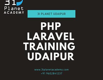 Php Laravel Training in Udaipur