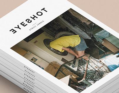 Eyeshot — Street Jungle // Issue No. 3 | Editorial