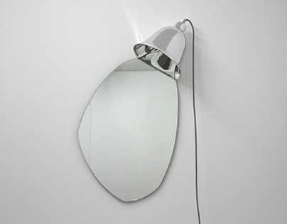 GRIMM mirror-lamp