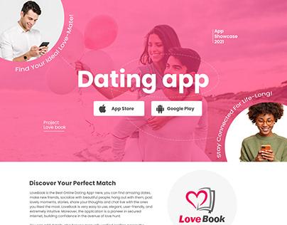 Love Book Mpenatwe mobile app development