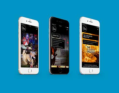 The Business Creative Website Design