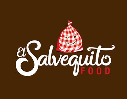 Logotipo El Salvequito food