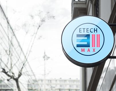 Logo Design(Etech Max)