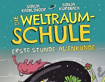 Die Weltraumschule 1–3 | Sonja Kaiblinger | Loewe WOW!