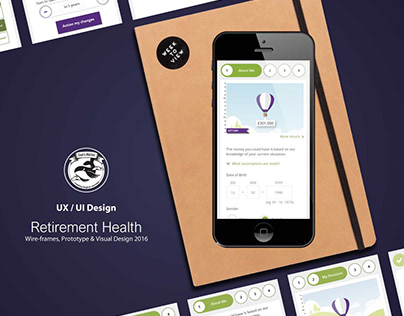 Retirement Health App