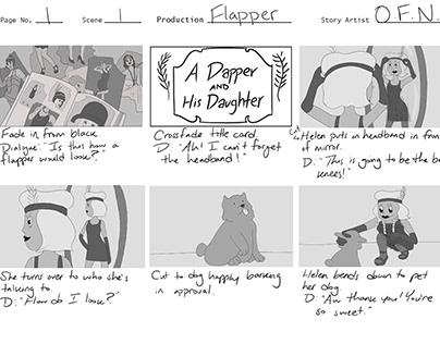 Flapper Animatic